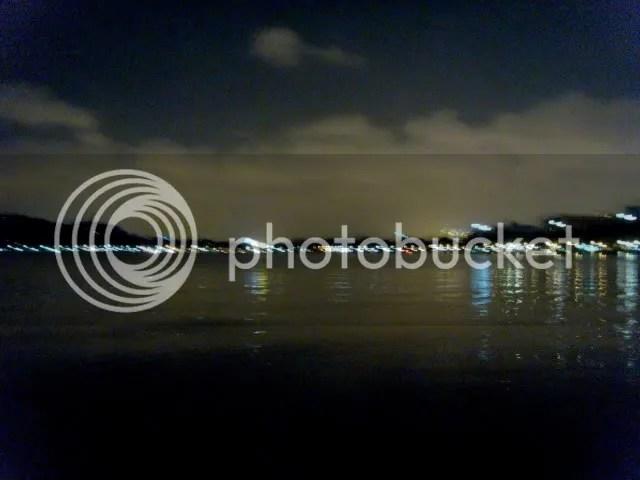West Lake under Full Moon