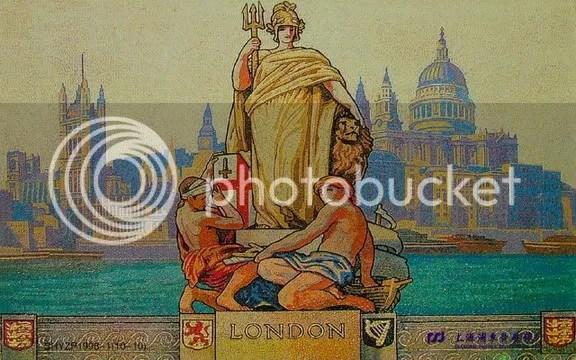 HSBC Mural of World Metropolis - London