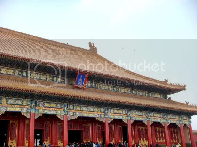 Hall of Supreme Harmony, the Forbidden City