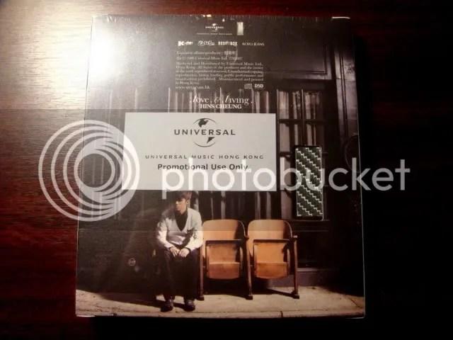 CD Album - Love & Living USB Stick