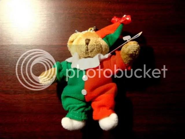 Figurine - Venetian Bear