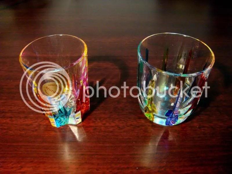 Handpainting Glasses