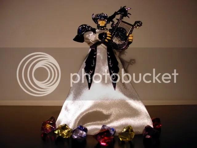 My Saint Seiya Toy Model Thanatos