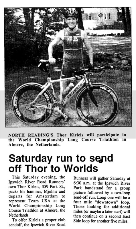 North Reading Transcript Article - Thursday, August 21, 2008
