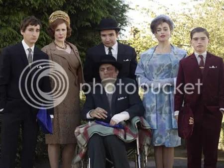 Jewish family in Sixty Six the movie