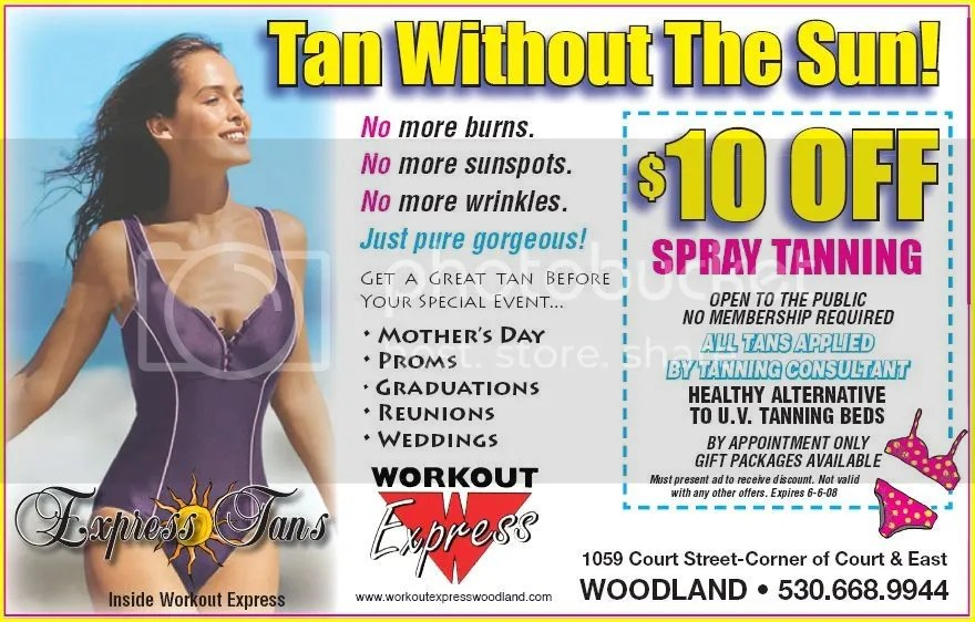 spray tanning salons near 48005