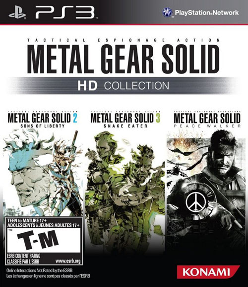 Metal Gear Solid - HD Collection (2012) EUR_PS3-ANTiDOTE