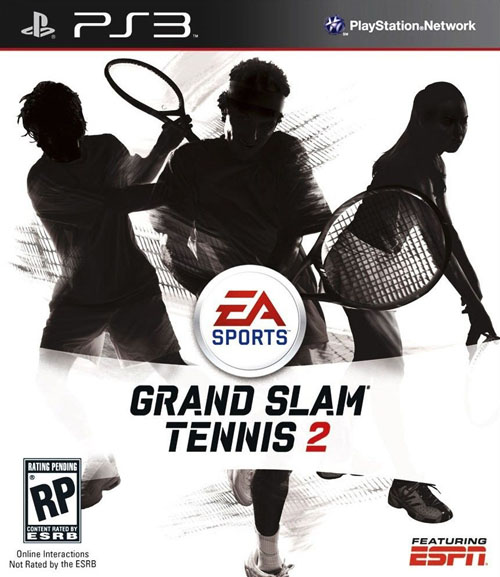 Grand Slam Tennis 2 (2012) PS3-RiOT