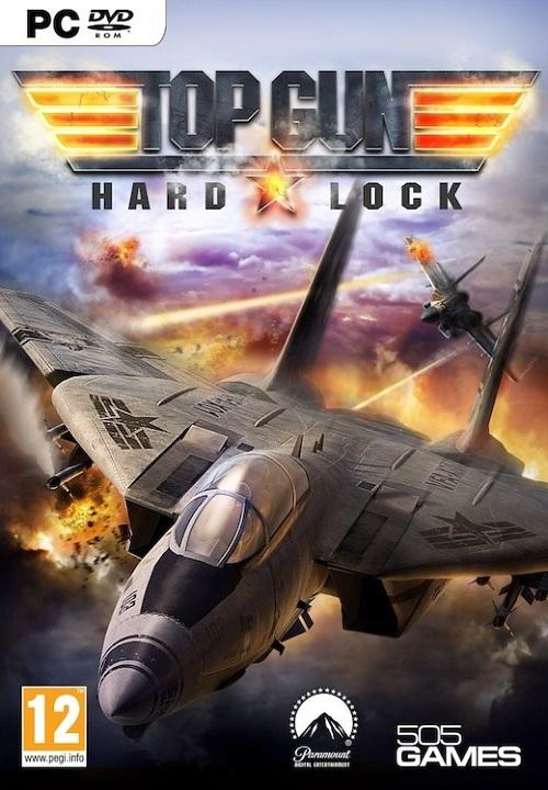 Top Gun: Hard Lock (2012) RELOADED