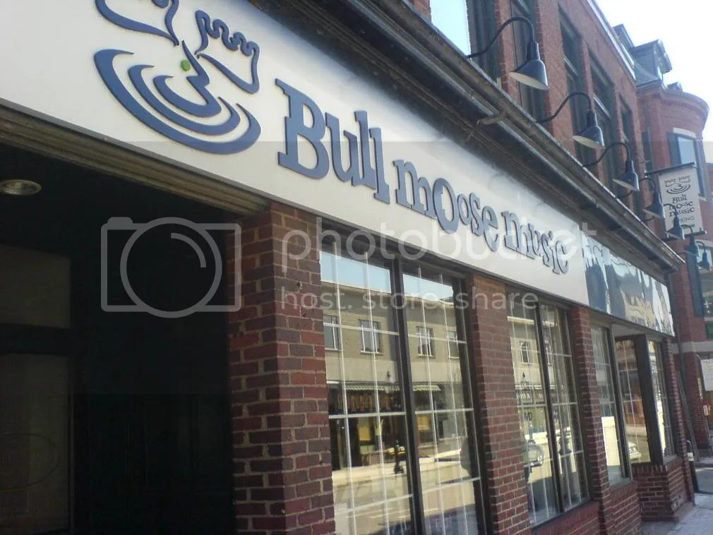 bull moose music portsmouth nh