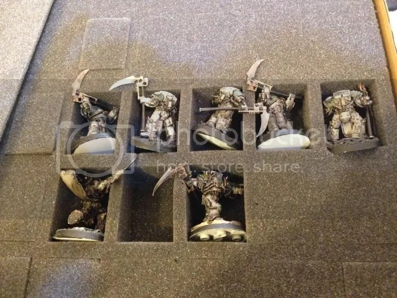 Heavy Infantry Tray