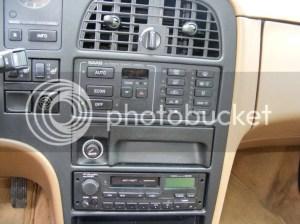 Saab 93 95 900 9000 Radio Stereo Removal Tool Key Set | eBay