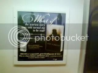 Drood, Dan Simmons, books, advertising, DC Metro