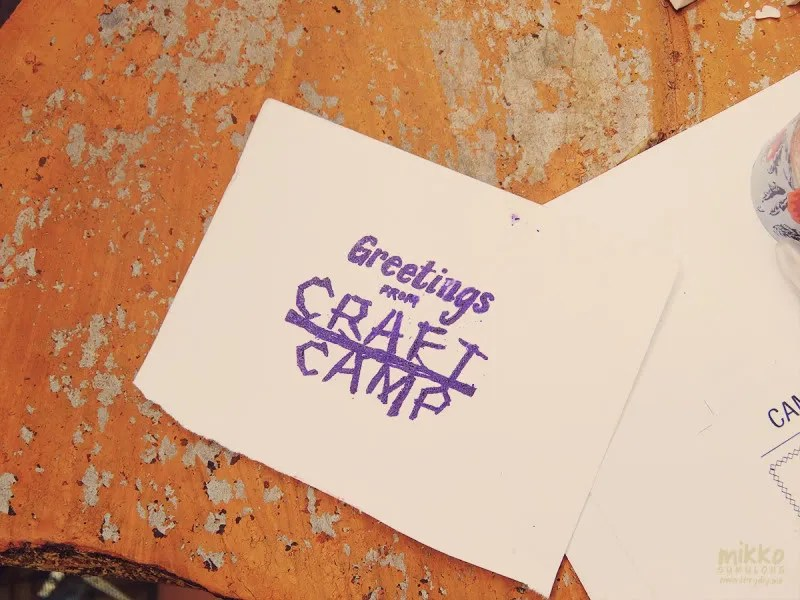 I Try DIY | So this one time, at #CraftCampZambales