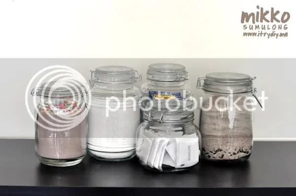 I Try DIY   I finally found some glass jars!