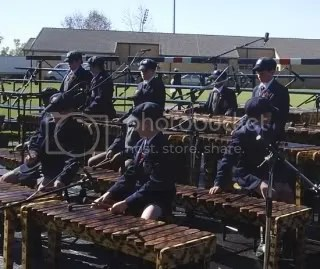 Marimba band at St Stithians