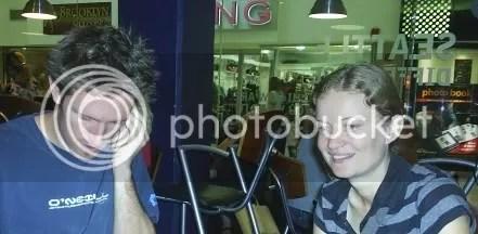 Roger and Cori