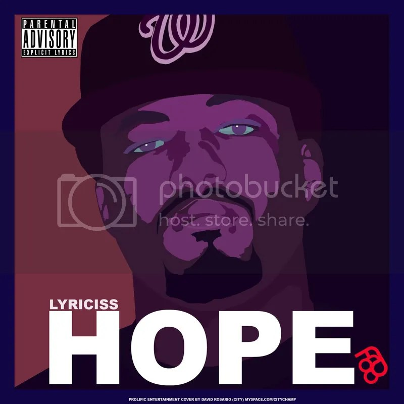 The Hope --  Lyriciss