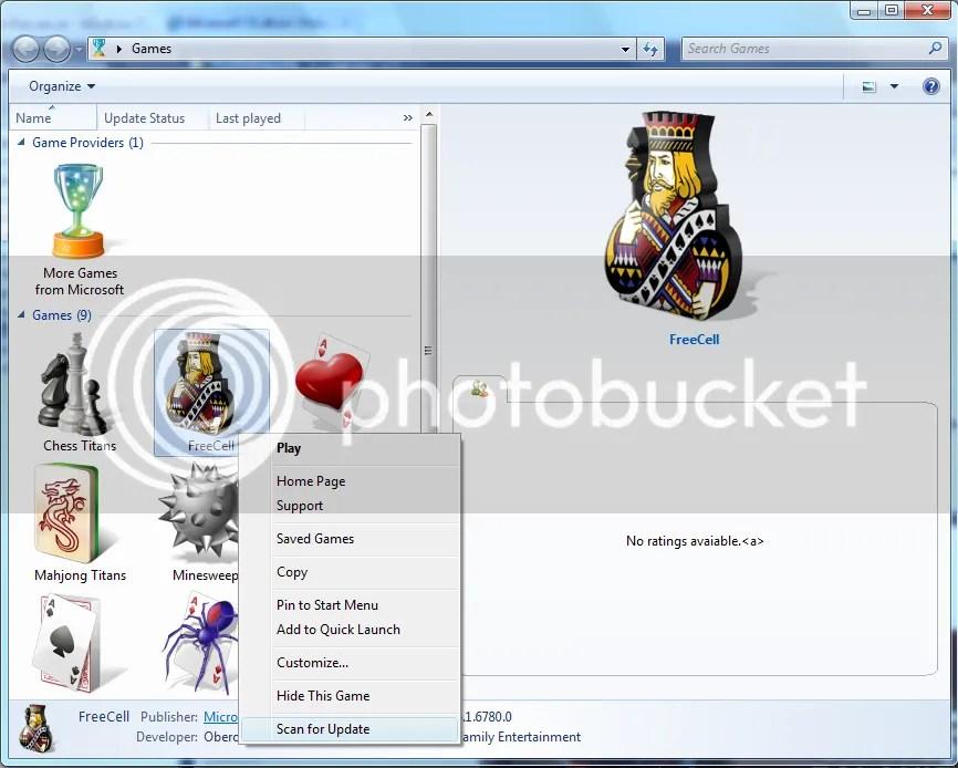 Jogos do Windows 7