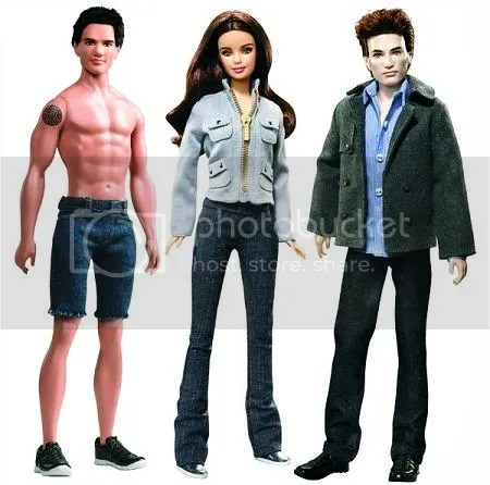 twilight Barbies