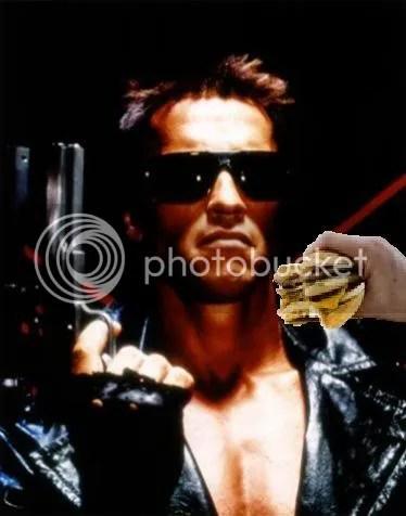 The Terminator-Baconator
