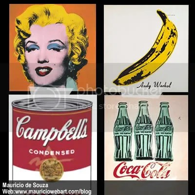 Pop arte de Andy Warhol
