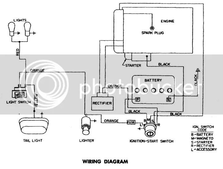 Wheel Horse Electrical