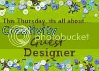 Guest designer banner