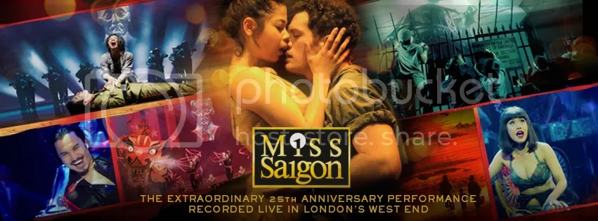 Image result for miss saigon 25th