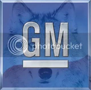 GM Wolf Logo