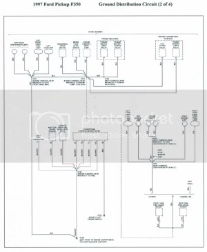 Ford electrical diagrams only | Truck Forum