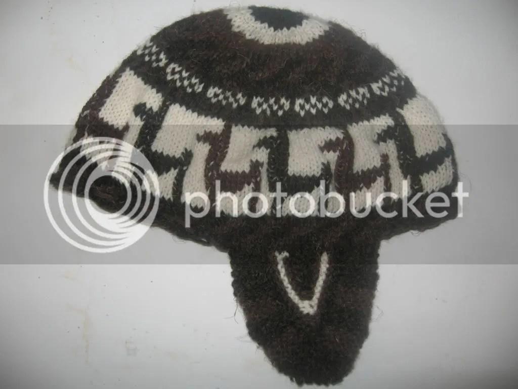 Llama Hat2