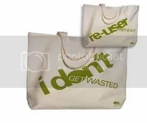 i don't get wasted tote