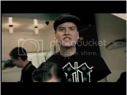 Matt Skiba from Alkaline Trio in H2O video What Happened