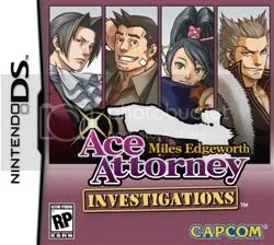 Ace Attorney Investigations