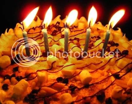 mama's bday cake