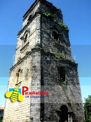 paoay bellfry