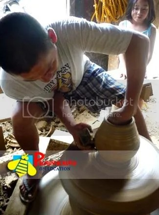 mang bongbong creating a pot