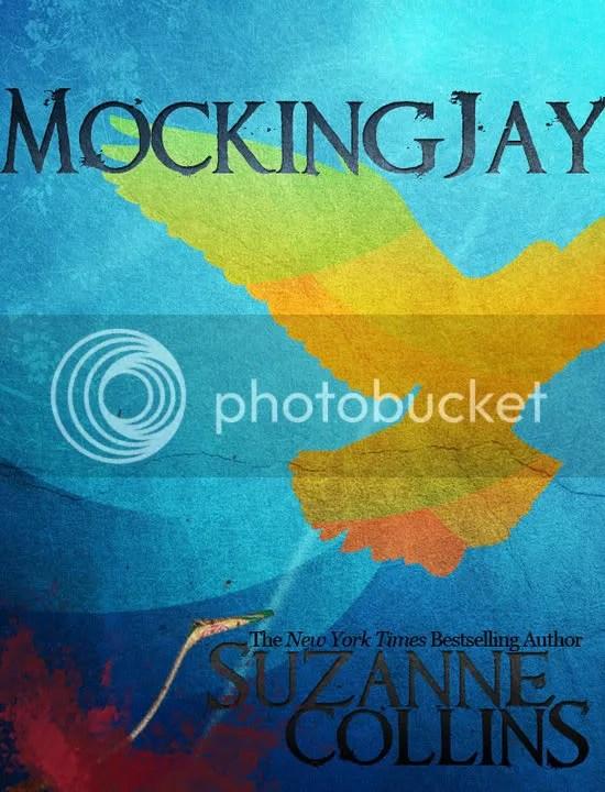 Jaysee Pingkian's Mockingjay Cover Design Contest Entry