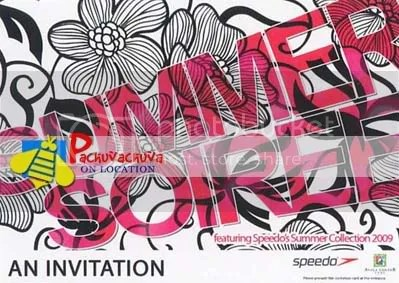 summer soiree invite