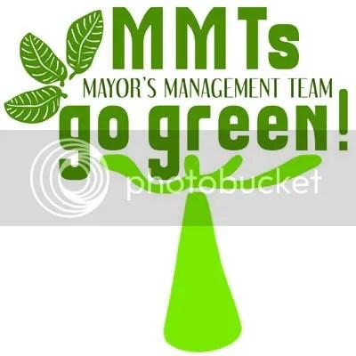 mmts go green shirt design