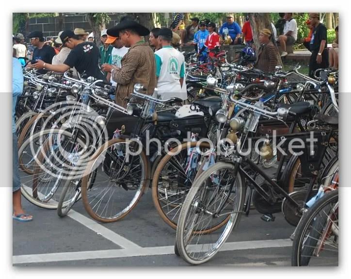 Sepeda Onthel Dan Gazelle