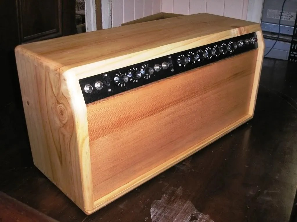 Diy Guitar Amp Cabinet Plans Memsaheb Net