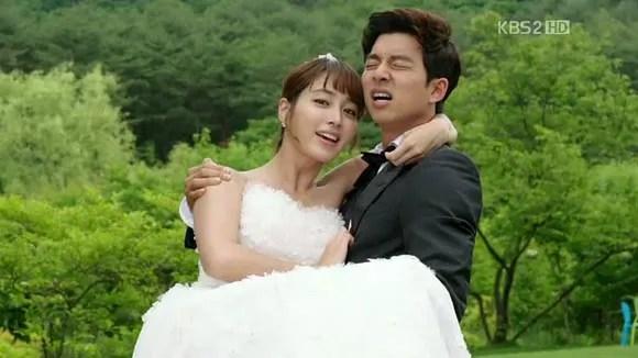 big drama mariage