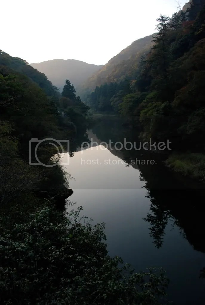 Tachikue gorge 1