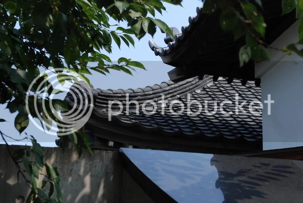 Myosoji roof
