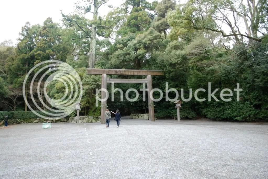 Shinto gate