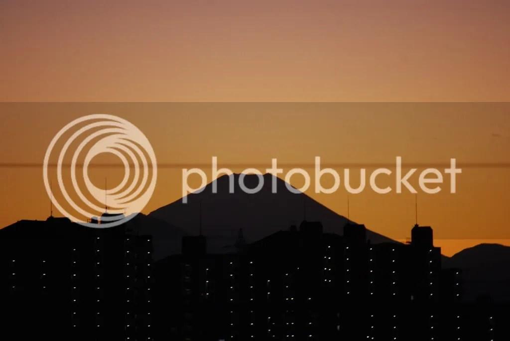 Close-up Fuji