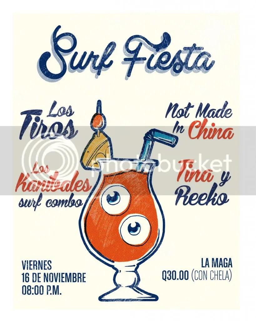 Surf Fiesta