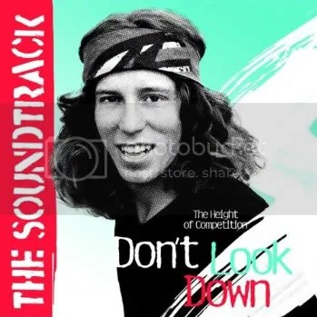 Official Soundtrack Art for Don't Look Down
